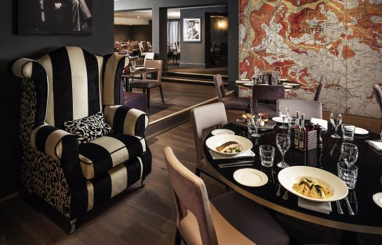 Restaurante Mercure Leicester The Grand Hotel