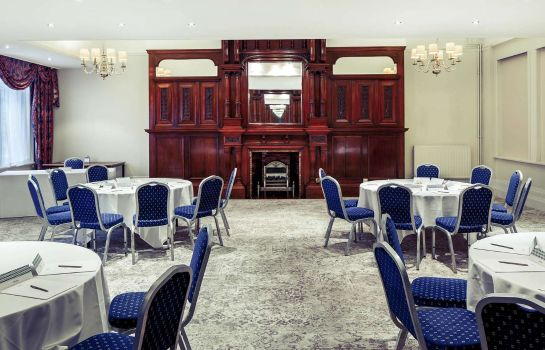 Sala de reuniones Mercure Leicester The Grand Hotel
