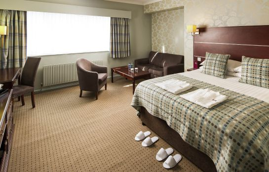 Zimmer Mercure Leicester The Grand Hotel