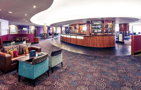 Hotel-Bar Mercure Manchester Piccadilly Hotel
