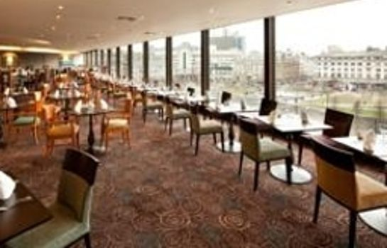 Breakfast room Mercure Manchester Piccadilly Hotel