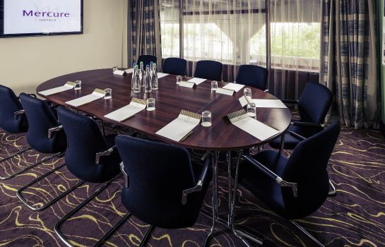 Conference room Mercure Manchester Piccadilly Hotel