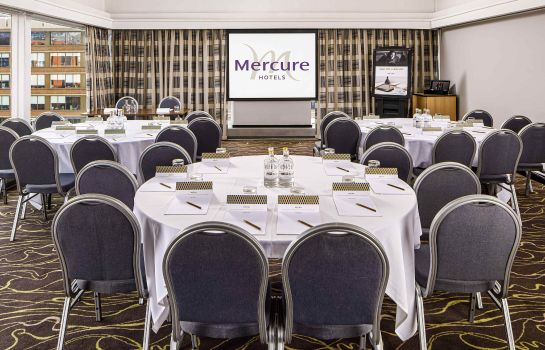 Info Mercure Manchester Piccadilly Hotel