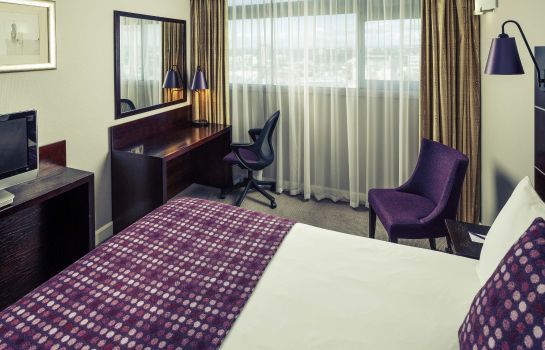 Zimmer Mercure Manchester Piccadilly Hotel