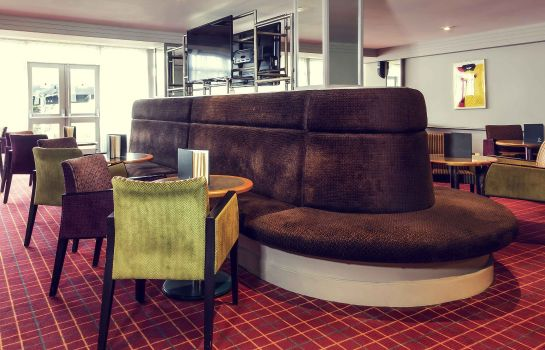 Lobby Mercure London Watford Hotel
