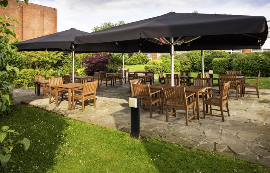 Terrace Mercure London Watford Hotel