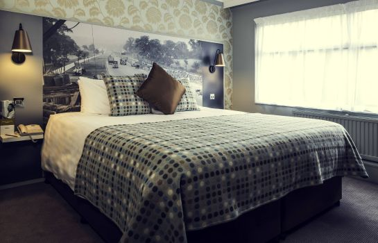 Zimmer Mercure London Watford Hotel
