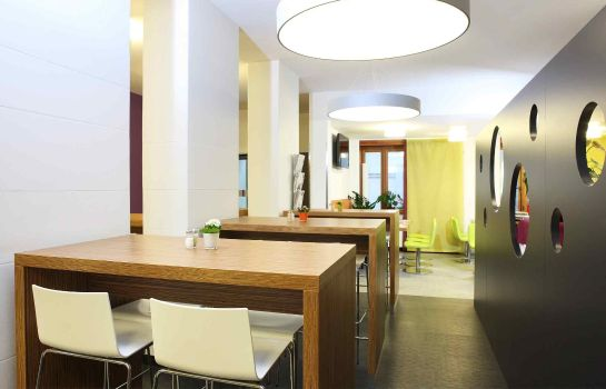 Hotel bar ibis Styles Luzern City