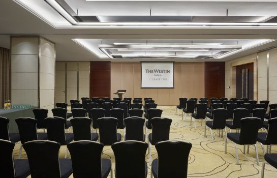 Conference room The Westin Pazhou