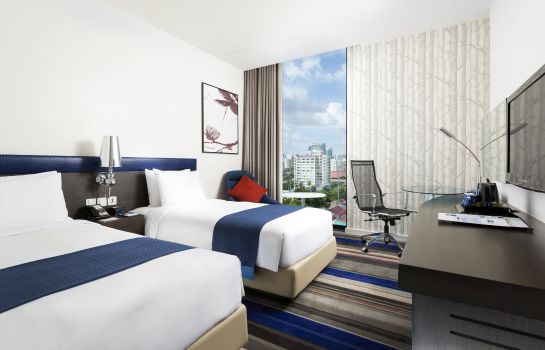 Kamers Holiday Inn Express BANGKOK SIAM