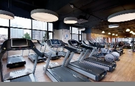 Instalaciones deportivas THE ONE Executive Suites managed by Kempinski - Shanghai