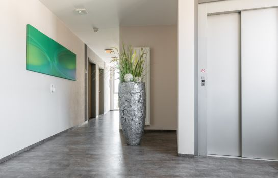 Vista all'interno Parkhotel Pfarrkirchen