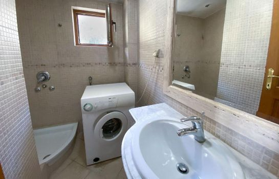 Bagno in camera Levantin Inn