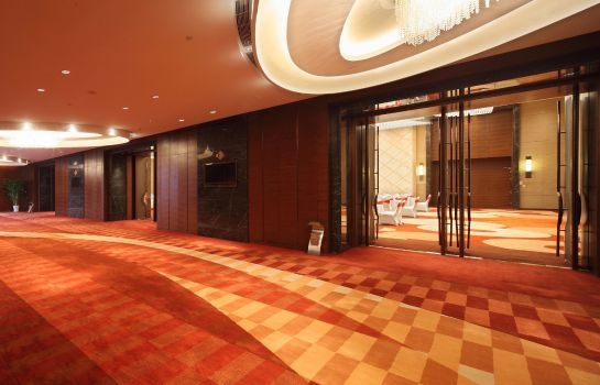 Hol hotelowy Holiday Inn NANTONG OASIS INTERNATIONAL