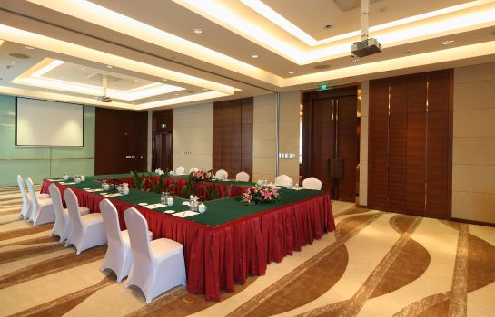 Sala konferencyjna Holiday Inn NANTONG OASIS INTERNATIONAL