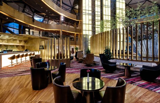 Lobby Crowne Plaza SHANGHAI HARBOUR CITY