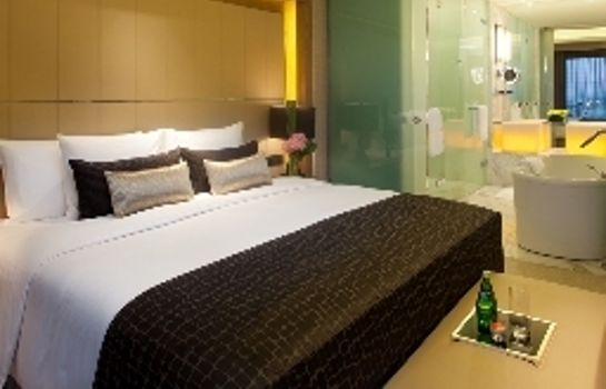 Suite Crowne Plaza SHANGHAI HARBOUR CITY