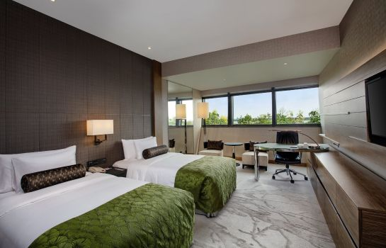 Zimmer Crowne Plaza SHANGHAI HARBOUR CITY