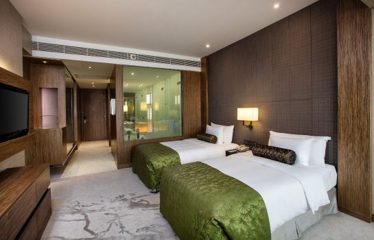 Room Crowne Plaza SHANGHAI HARBOUR CITY