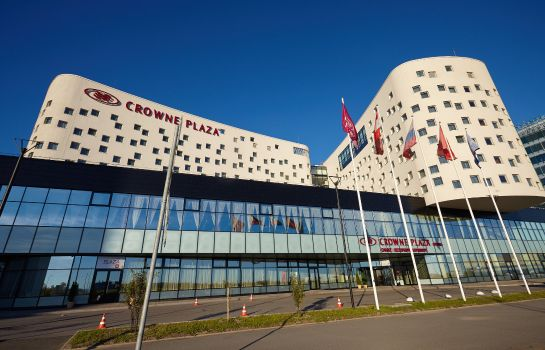 Exterior view Crowne Plaza ST. PETERSBURG AIRPORT