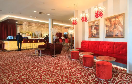 Hotel bar Crowne Plaza ST. PETERSBURG AIRPORT