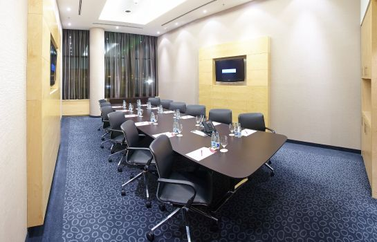 Conference room Crowne Plaza ST. PETERSBURG AIRPORT