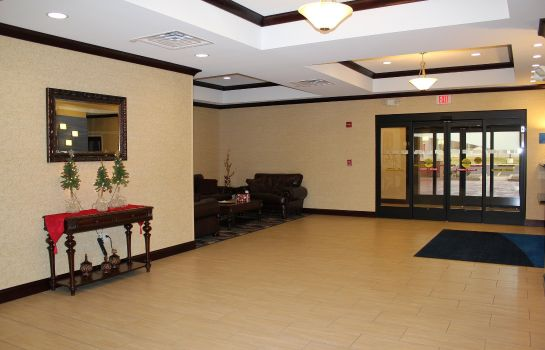 Lobby Holiday Inn Express & Suites NILES