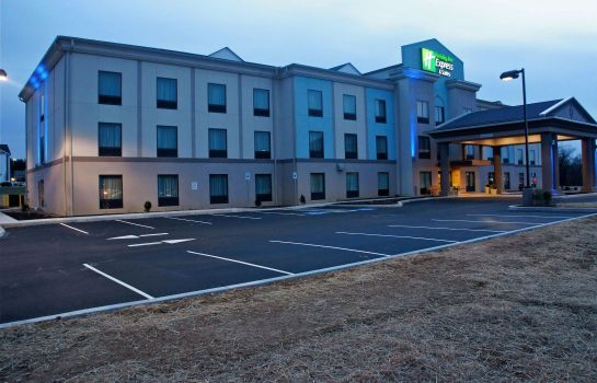 Außenansicht Holiday Inn Express & Suites YORK NE - MARKET STREET