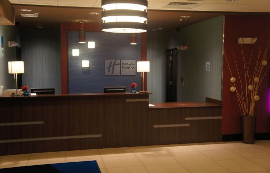 Hotelhalle Holiday Inn Express & Suites YORK NE - MARKET STREET