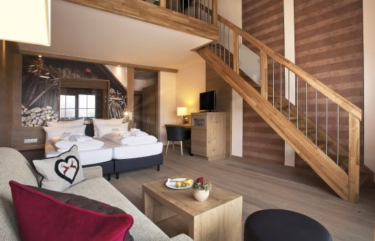 Suite Panoramahotel Oberjoch