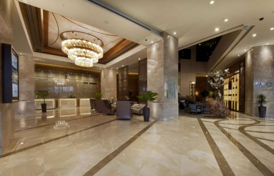 Hotelhalle Hilton Bursa Convention Center and Spa