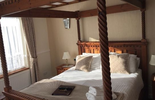 Chambre individuelle (confort) Edgcumbe Guest House