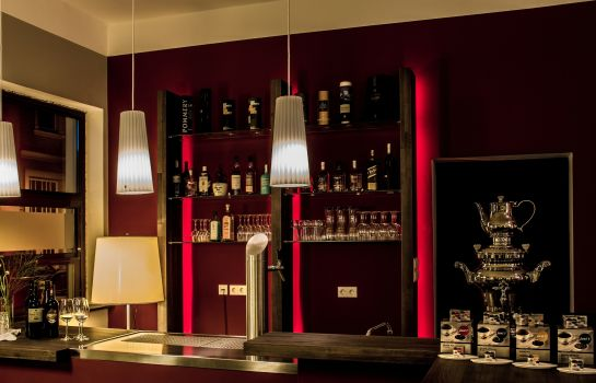 Hotel bar 1891 boutique hotel