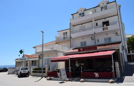 Vista esterna Porat Apartments- Rooms