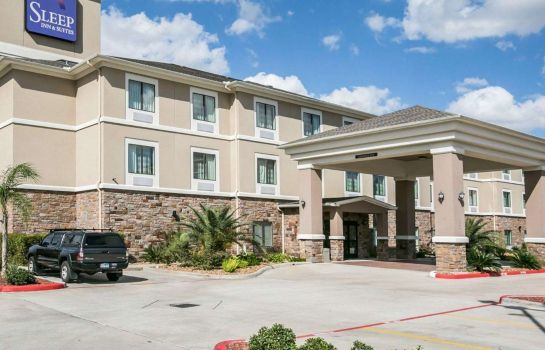 Vue extérieure Sleep Inn and Suites Houston I - 45 Nort