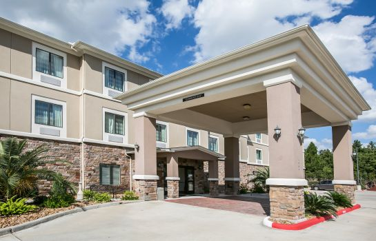 Vista exterior Sleep Inn & Suites Houston I - 45 North