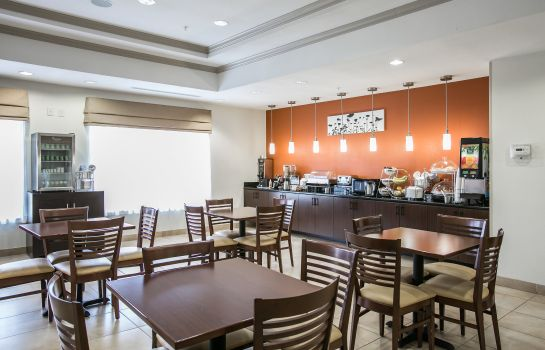 Restaurant Sleep Inn & Suites Houston I - 45 North
