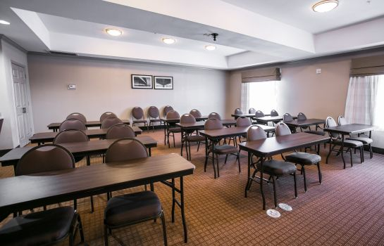 Conference room Sleep Inn and Suites Houston I - 45 Nort Sleep Inn and Suites Houston I - 45 Nort