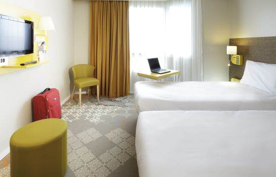 chambre standard ibis Styles Tours Centre
