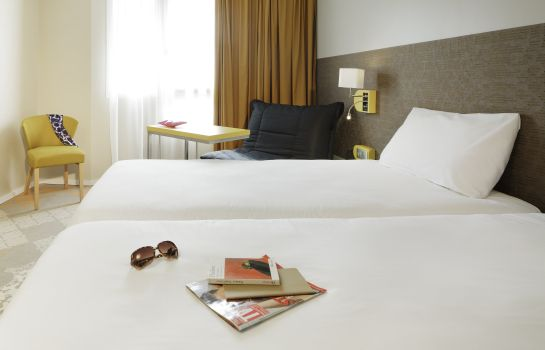 Chambre individuelle (standard) ibis Styles Tours Centre