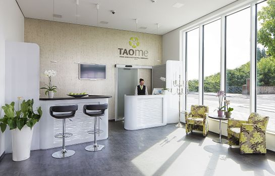 Empfang Taome Feng Shui StadthotelBreisgau Superior