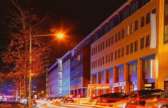 Exterior view Best Western Hannover City