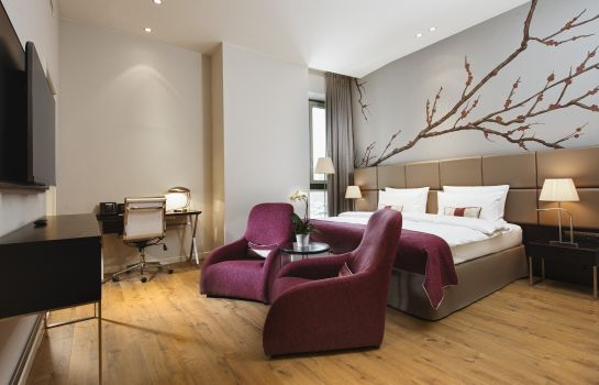 Junior Suite Crowne Plaza BERLIN - POTSDAMER PLATZ