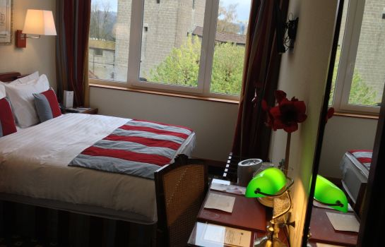 Double room (standard) Aux Remparts