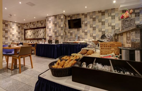 Breakfast room Best Western Hannover City