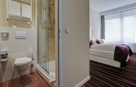 Triple room Best Western Hannover City