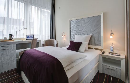 Single room (standard) Best Western Hannover City
