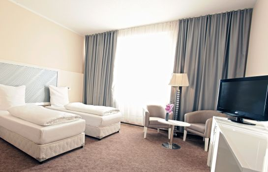 Single room (superior) Best Western Hannover City