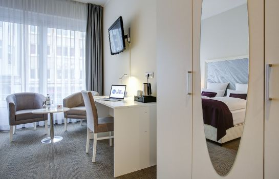 Double room (superior) Best Western Hannover City