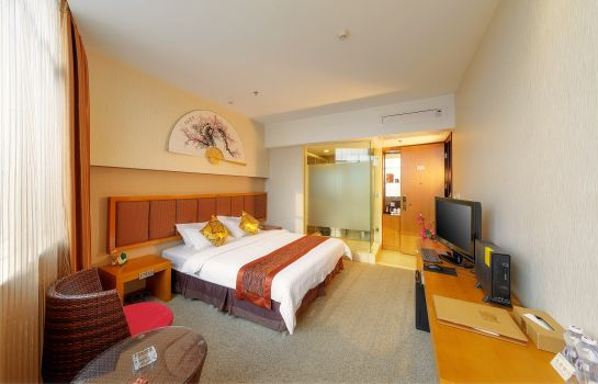 Single room (superior) Euro Garden Hotel Guangzhou Han Tian